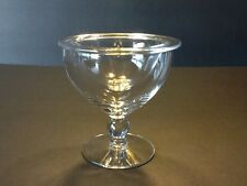 Elegant Depression Glass Imperial Candlewick #3800 2 Part Icer (8 available)