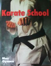 RARE KARATE SCHOOL BY MAS OYAMA BLACK BELT KARATE KUNG FU MARTIAL ARTS