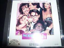 Soap Dish Original Soundtrack (Alan Silvestri) CD
