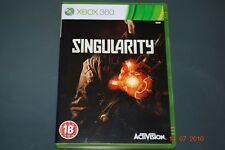 Singularity Xbox 360 PAL **FREE UK POSTAGE**