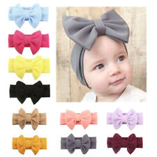Kids Girls Baby Toddler Princess Bow Headband Hair Band Accessories Headwear
