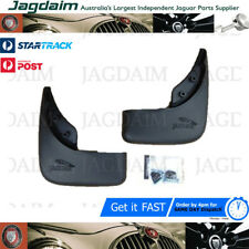 New Jaguar X-Type Rear Mud Flap Splash Guard Set 2001-2008 C2S33912