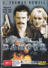 PURE DANGER - C. Thomas Howell DVD All Zone PAL