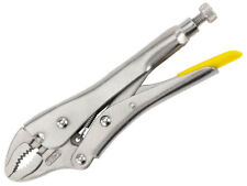 Stanley STA084808 Locking Pliers 7in Curved Jaw 0-84-808