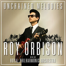 Roy Orbison & Royal Philharmonic Orchestra 2018 CD Unchained Melodies Volume 2