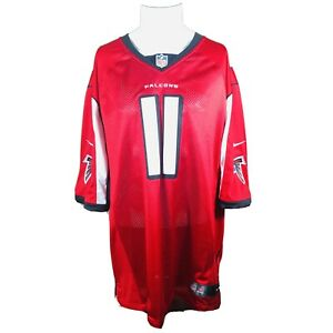 Nike Julio Jones Atlanta Falcons ATL Jersey Stitched Authentic Size 3XL