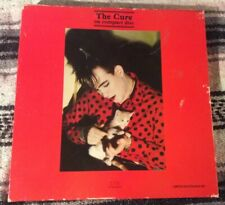 The Cure CD The Interview Limited Edition Box Set 1989 Rare