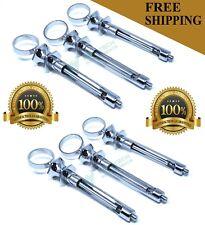 Lot Of 6 18cc Stainless Steel Dental Aspirating Syringe Dental Instruments