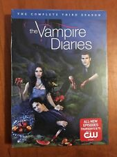 The Vampire Diaries: The Complete Third Season (DVD, 5-Disc Set) New/Sealed