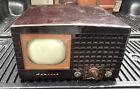 Vintage+Admiral+Bakelite+Tabletop+Tube+TV+Set+19A12+SN+Great+Shape