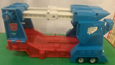 Transformers G1 Ultra Magnus Trailer Rubber Wheel Version, Original 1986 Lot