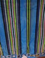 Strandlaken Blau gestreift,mit Sonnen 90 x 170 cm 100% Baumwolle* NEU*
