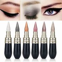 Waterproof Pencil Eyeshadow Women Long-lasting Glitter Eye Shadow Eyeliner Pen*1