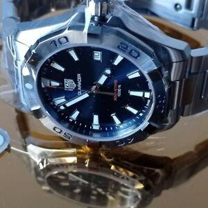 Tag Heuer Aquaracer watch, New Unworn with Tag Warranty April 2023 UK RRP £1,300