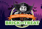 4 x Legoland E-Tickets - Saturday 23rd October -Trusted Seller - BRICK OR TREAT!