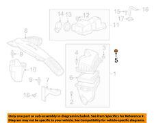 GM OEM Liftgate Tailgate Hatch-Molding Nut 3530297