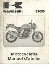 Kawasaki Z1000  de 2003 revue technique manuel atelier ZR 1000 A1 2003