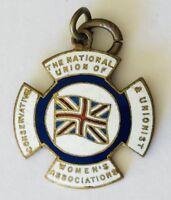 Union Of Conservative Women Association UK Authentic Badge Pin Rare Vintage (H8)
