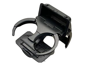 Toyota Corolla L Rear Console Cup Holder Black 55615-02050 2009-14 OEM Used A