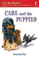 Carl and the Puppies (My Readers)-ExLibrary