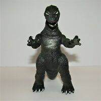 Vintage Godzilla 6-inch Action Figure (Imperial, 1985) Missing a Tooth