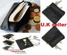 Unbranded Leather Mini Zip-Around Women's Purses & Wallets