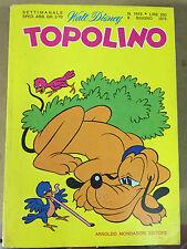 TOPOLINO N°1019   8 GIUGNO 1975 CON BOLLINI CLUB