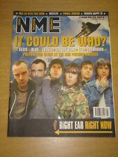 NME 2000 FEB 5 BLUR FURRIES OASIS TRAVIS IAN BROWN