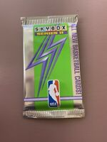 1991-92 Skybox Basketball Series 2 Sealed Pack