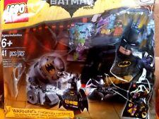 NEW Sealed 41 Pc Set Lego Batman Movie Minifig Polybag 5004930 Promo~BAT SIGNAL