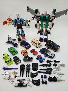 Vintage Transformers G1 G2 Figure Weapons Lot Estate Buy
