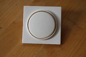 Gira S-Color Wippe für Schalter / Taster in weiß/cremeweiß