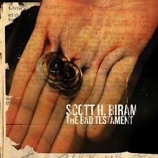 SCOTT H. BIRAM - THE BAD TESTAMENT  VINYL LP + MP3 NEU
