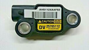 25765112 left or right air bag impact sensor 2000-2005 Cadillac deville