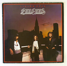 """12"""" LP - Bee Gees - Living Eyes - B4728 - washed & cleaned"""