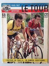 MIROIR DES SPORTS - BUT ET CLUB // LE TOUR DE FRANCE 1955