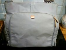 Pacapod Baby Changing Bag - light grey. Can deliver Locally