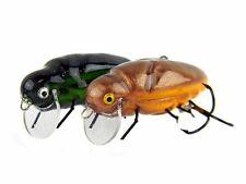 Insecte Microbait Great Beetle / 32mm 2g / floating / leurres de surface