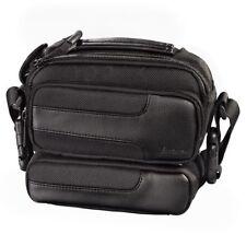 Hama Amalfi 110 Duo Camera Camcorder Accessory Bag (uk Stock)