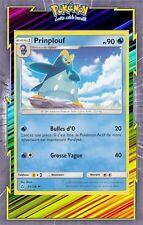 Prinplouf - SL05:Ultra Prisme - 33/156 - Carte Pokemon Neuve Française
