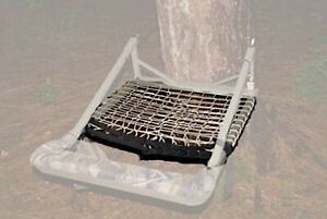 Hazmore Silent Seat replacement tree stand seat for API tree stand