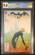 BATMAN #43 CGC 9.8 FIRST APPEARANCE OF MR. BLOOM!