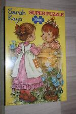 Sarah kay super puzzle 1000 NEU VINTAGE 70er 80er Schmidt