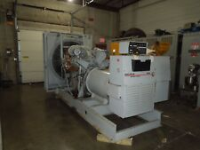 Spectrum Detroit Diesel 800DS60 825kW 1031KVA 3ph 277/480V Generator 298.6 Hours