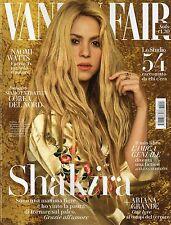 Vanity Fair 2017 23.Shakira,Naomi Watts,Tom Holland,Bella Hadid,Alison Moyet,SZA