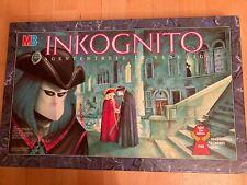 Incognito - Spiel des Jahres 1988 - Agententreffen in Venedig