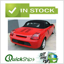 1999-2007 Toyota MR2 Spyder Convertible Top With Defroster Glass Window