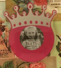 New Magnet Photo Frame Crown Refrigerator Cute Pretty Gift Family 1.5 Inch