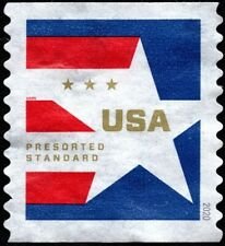 US - 2020 - (10 Cents) Non-Denominated US Presorted First Class Issue #5433 F-VF