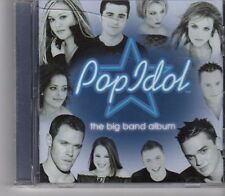 (GA27) Pop Idol: The Big Band Album - 2002 CD